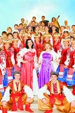 Ансамбль української музики, пісні і танцю «Чайка»