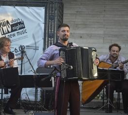 Концерт ансамблю «Мозаїка». 23 липня 2020 року