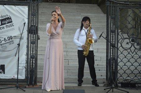 Концерт солистов Одесской филармонии. 29.07.20