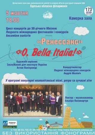До 30-річного ювілею лауреата міжнародних фестивалів і конкурсів Ансамбля солістів «Ренессанс»