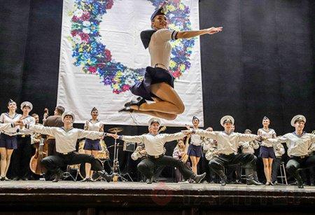 Одесская филармония открыла новый сезон полётом «Чайки»